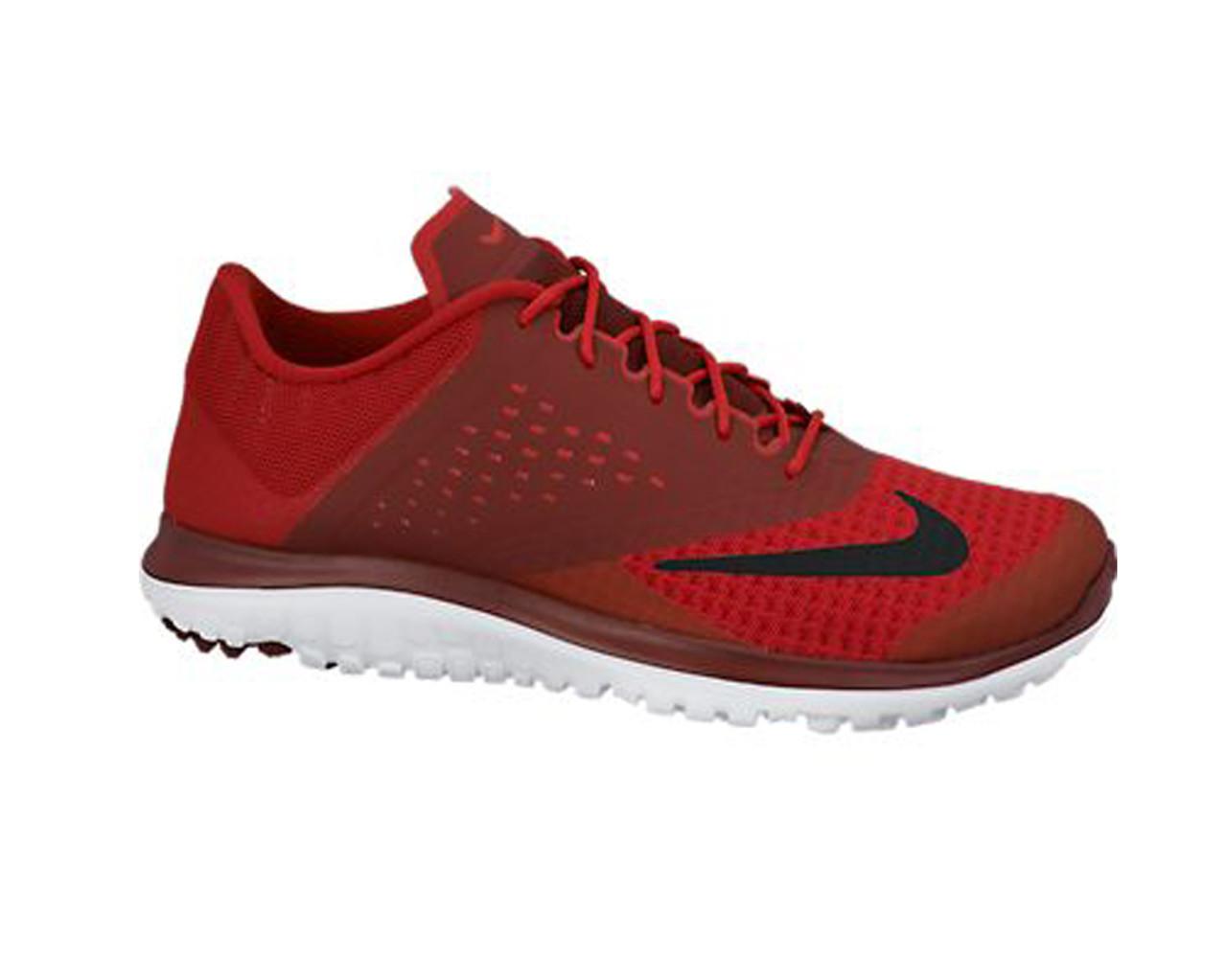 best sneakers e1f5b ae8bf Nike Men s FS Lite Run 2 Running Shoes Red Black - Shop now   Shoolu