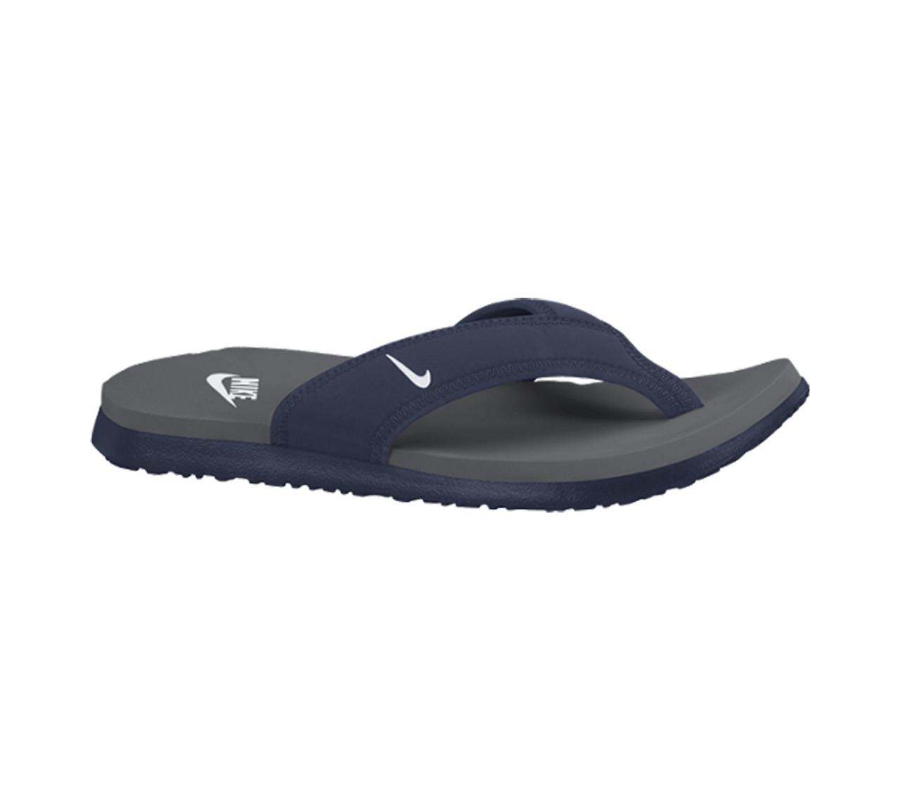 buy popular f96e0 6de03 Nike Men s Celso Thong Plus Midnight Navy White - Shop now   Shoolu.com