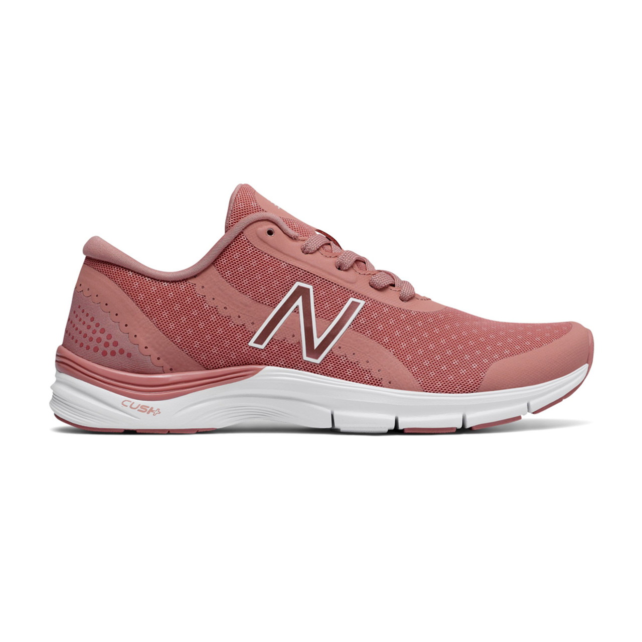 6e66c367d2 New Balance Women's WX711PS3 Cross Trainer Dusted Peach/White