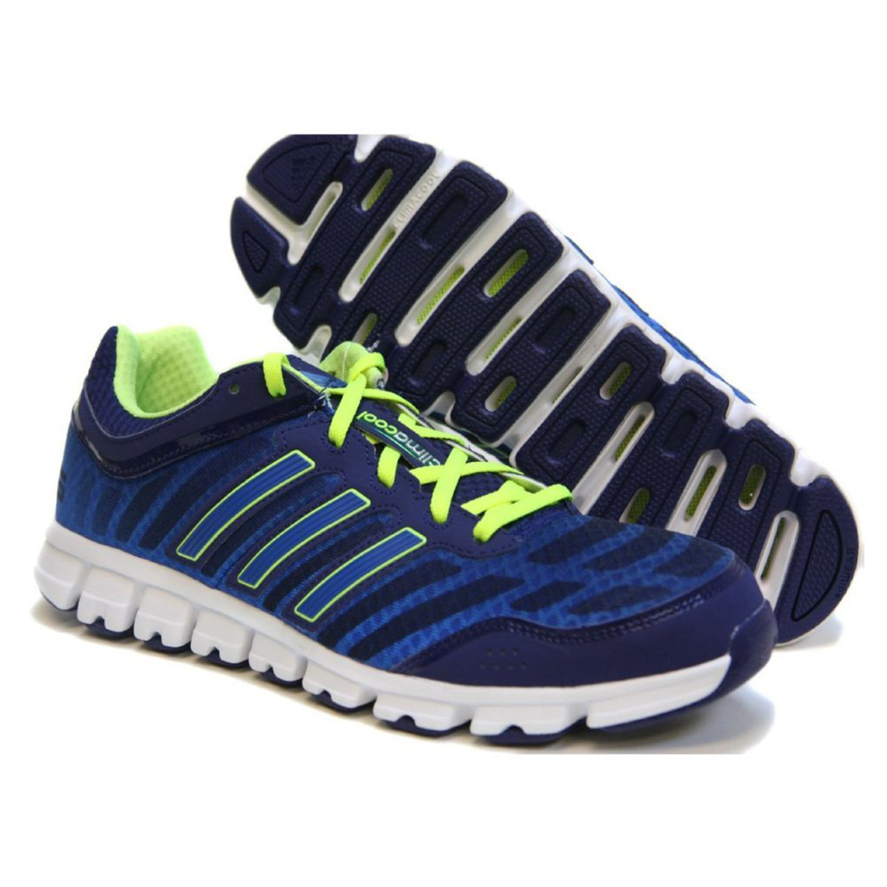 Adidas ClimaCool Aerate 2 Electricity Mens Running Shoes