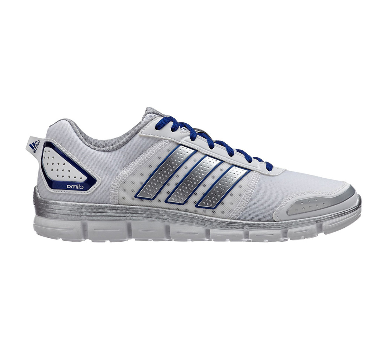 Adidas Men's Climacool Aerate 3 Running Shoes White/Royal Blue