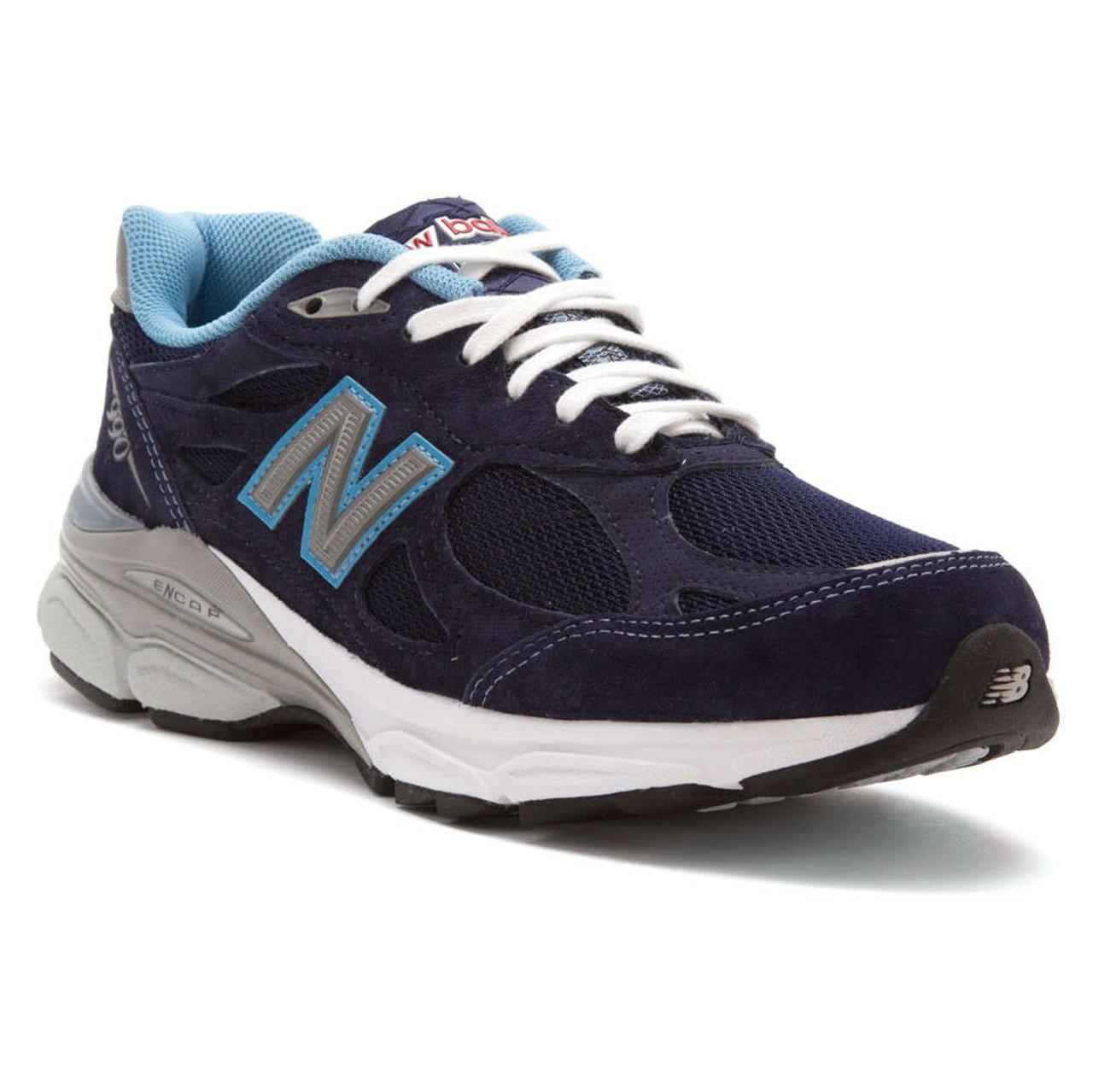 finest selection 109cd e9eb8 New Balance Women's W990NV3 Running Shoe Navy