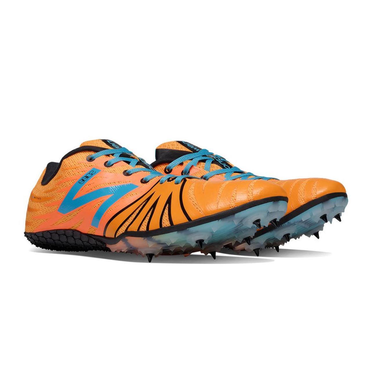 f55779ca0e1e New Balance Men's USD100OR Track Spikes Orange/Blue - Shop now @ Shoolu.com