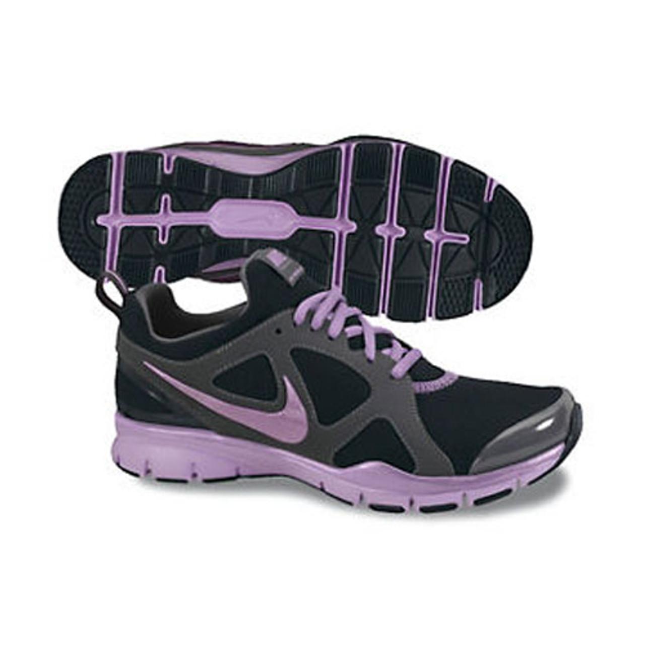 Contagioso beneficioso afijo  Nike In Season TR 2 Blk/Purple - | Discount Nike Ladies Athletic & More -  Shoolu.com | Shoolu.com