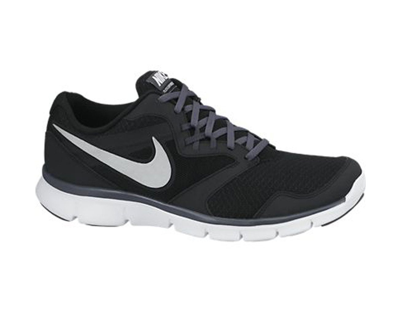 136a63b98beb Nike Men s Flex Experience Run 3 Running Shoes Black Grey - Shop now    Shoolu