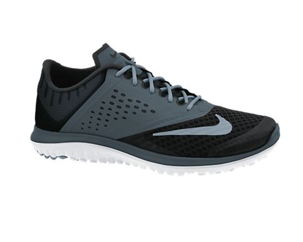 innovative design 3dc0b a4e96 Nike Women s FS Lite Run 2 Running Shoes Black Grey - Shop now   Shoolu