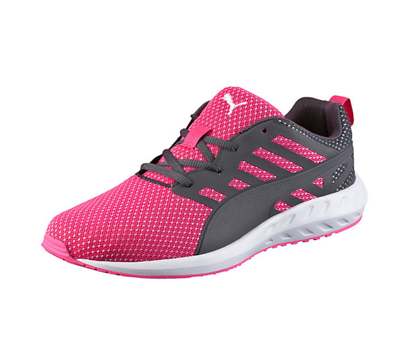 d7dff298265d Puma Women s Flare Mesh Running Shoe Pink Periscope - Shop now   Shoolu.com