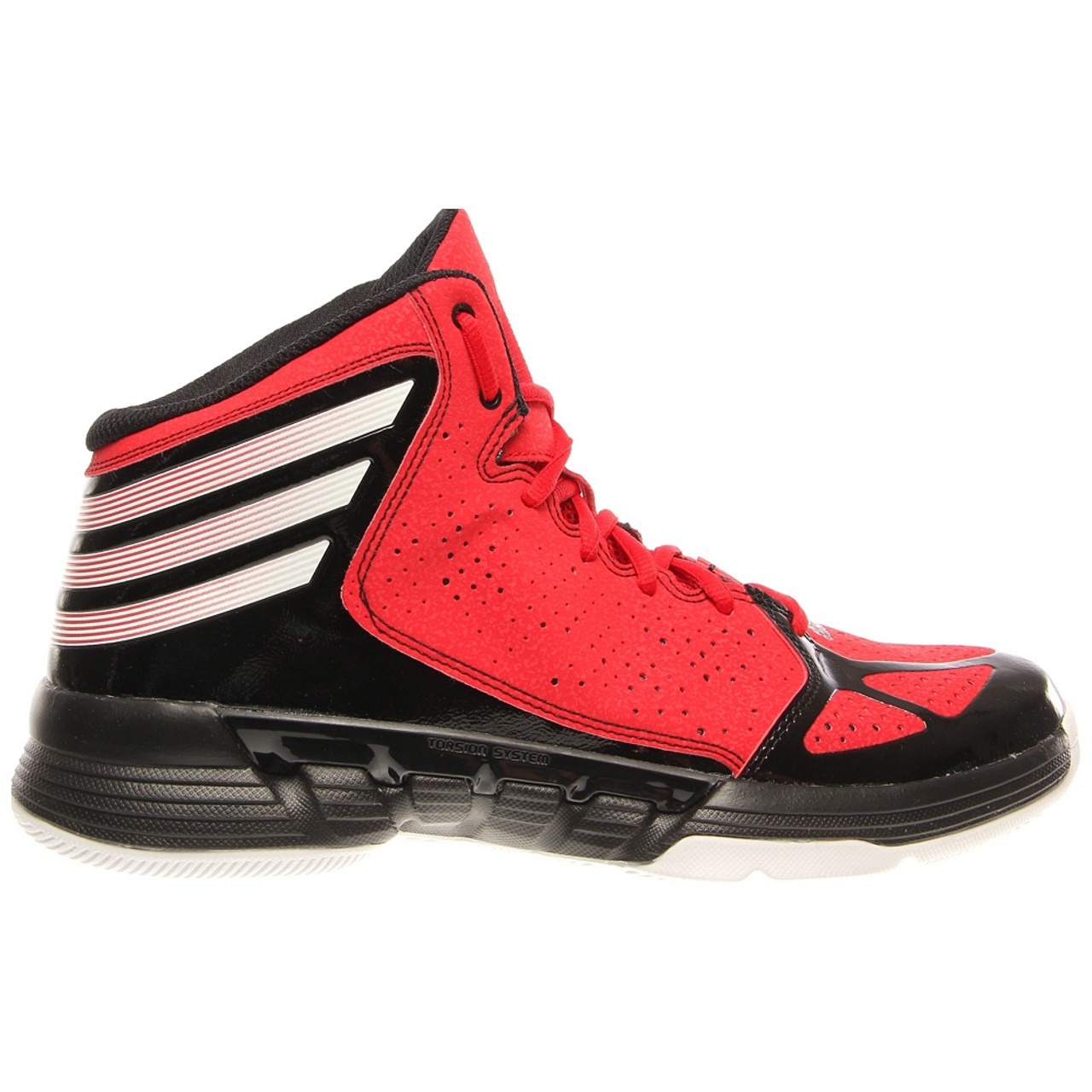 14d16be1f0caa Adidas Mad Handle Red Black Mens Basketball Shoes - Shop now   Shoolu.com