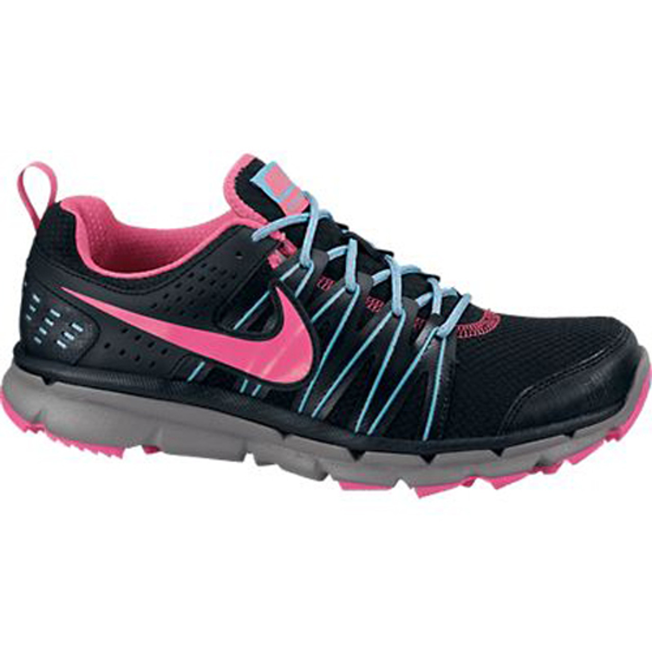 89c22799d00 New Nike Flex Trail 2 Black Pink Ladies Running Shoes - Shop now   Shoolu