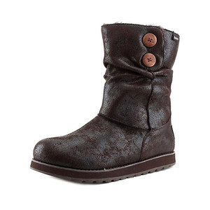 a2b07c4a29b1 Skechers Women s Keepsakes Leatheresque Boot - Brown