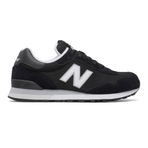 New Balance Men's ML515RSC Sneaker Black/White - Shop now @ Shoolu.com