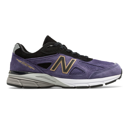 New Balance Men's M990BP4 Running Shoe Wild Indigo - Shop now @ Shoolu.com