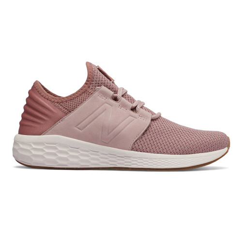 New Balance Women's WCRUZNA2 Running Shoe Conch Shell - Shop now @ Shoolu.com