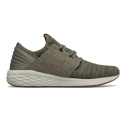 New Balance Men's MCRUZKO2 Running Shoe Foliage Green - Shop now @ Shoolu.com
