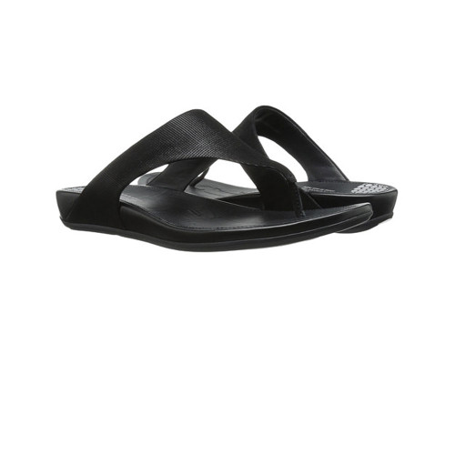 Fitflop Women's Banda Opul Thong Black - Shop now @ Shoolu.com