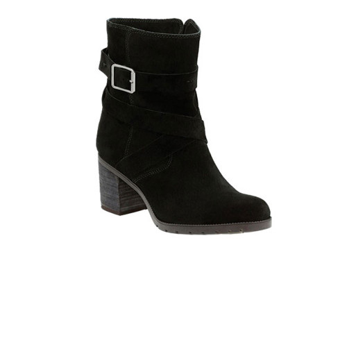 Clarks Women's Malvet Doris Ankle Boot - Shop now @ Shoolu.com
