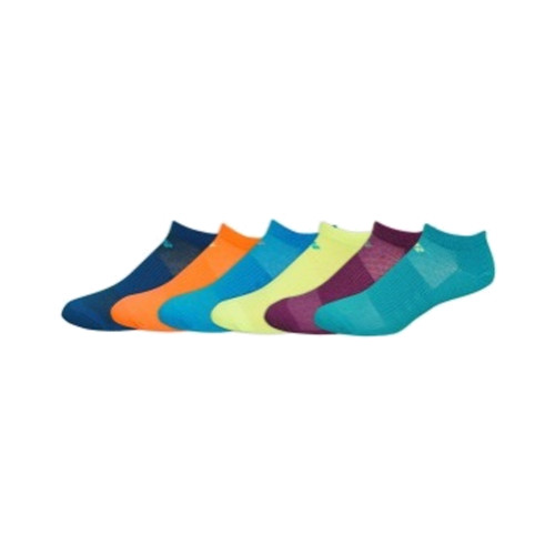 New Balance Women's 6 Pack Lifestyle No Show Socks Assortment 4 - Shop now @ Shoolu.com