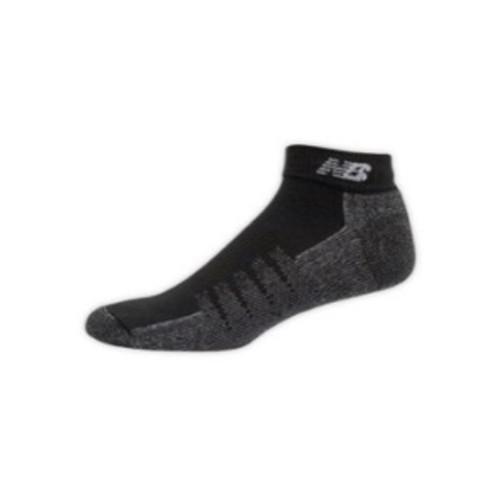 New Balance Men's 2 Pack Technical Elite Coolmax Low Cut Socks Black - Shop now @ Shoolu.com