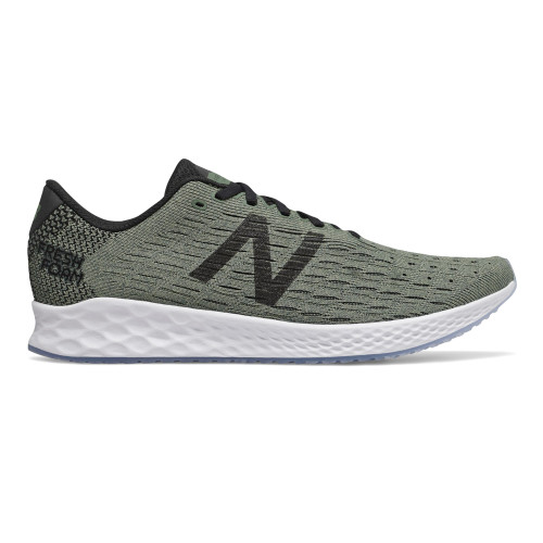 New Balance Men's MZANPMG Running Shoe Mineral Green/Black - Shop now @ Shoolu.com
