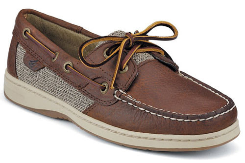 Sperry Bluefish Tan - Shop now @ Shoolu.com