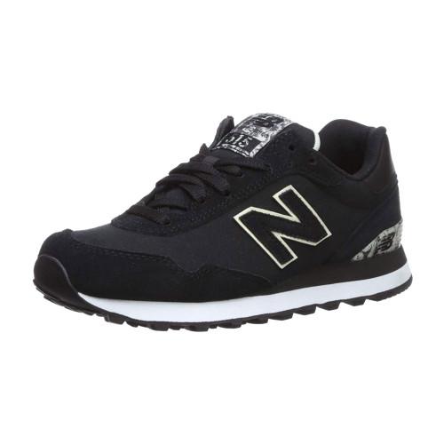 New Balance Women's WL515FOP Sneaker Black/Buttermilk - Shop now @ Shoolu.com