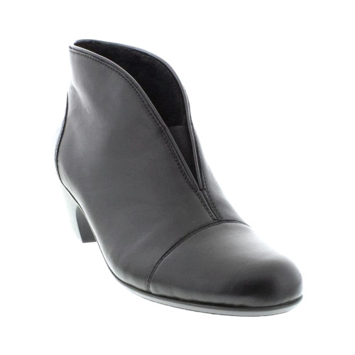 Rieker Women's Sarah 53 Bootie Black - Shop now @ Shoolu.com