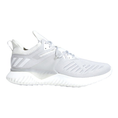 Adidas Men's Alphabounce Beyond 2 Running Shoe White/Grey - Shop now @ Shoolu.com