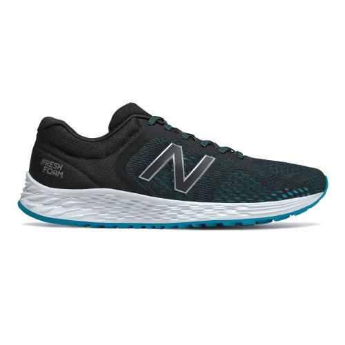 New Balance Men's MARISCT2 Running Shoe Black/Blue - Shop now @ Shoolu.com