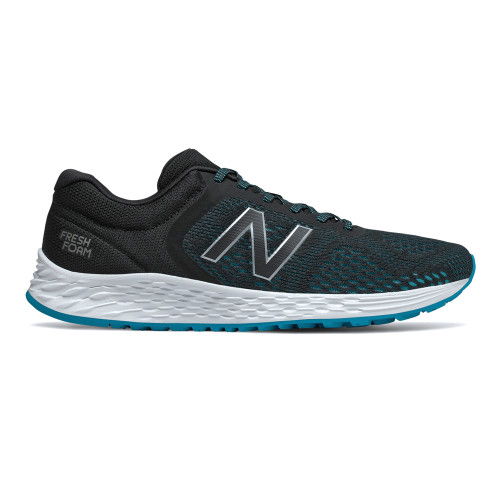 New Balance Men's MARISCT2 Running Shoe Black/Blue - Shop now @ Shoolu.com