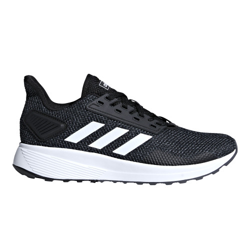 Adidas Women's Duramo 9 Running Shoe Black/White - Shop now @ Shoolu.com