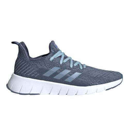 Adidas Women's Asweego Running Shoe Ash Grey/Blue - Shop now @ Shoolu.com