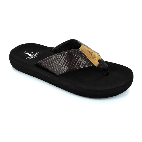 Corkys Women's Royal Flip Flop Black - Shop now @ Shoolu.com
