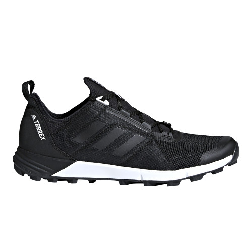 Adidas Men's Terrex Agravic Speed Trail Runner Black/Black - Shop now @ Shoolu.com