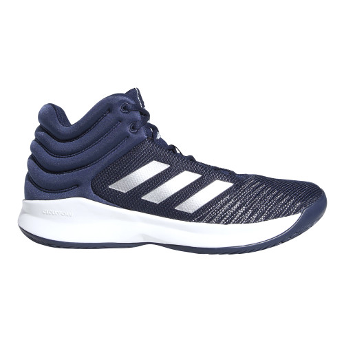 Adidas Men's Pro Spark 2018 Basketball Shoe Navy/White - Shop now @ Shoolu.com