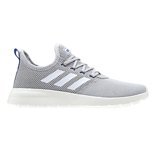 Adidas Men's Lite Racer Reborn Running Shoe Grey/White - Shop now @ Shoolu.com