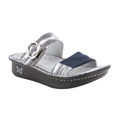 Alegria Women's Keara Slide Sandal Wrapture - Shop now @ Shoolu.com