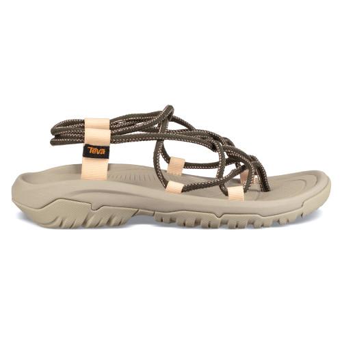 Teva Women's Hurricane XLT Infinity Sandal Burnt Olive - Shop now @ Shoolu.com