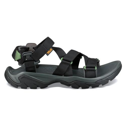 Teva Men's Terra Fi 5 Sport Sandal Black - Shop now @ Shoolu.com