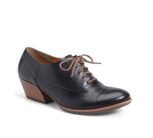 Kork Ease Women's Estella Cap Toe Black - Shop now @ Shoolu.com