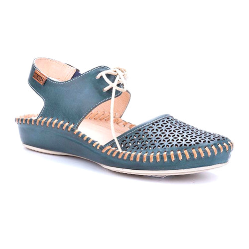 Pikolinos Women's P. Vallarta 655-0695 Sandal Petrol - Shop now @ Shoolu.com