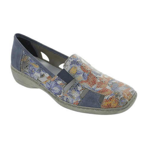 Rieker Women's Doris 85 Loafer - Shop now @ Shoolu.com