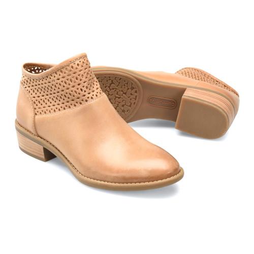 Comfortiva Women's Cailean Bootie Caramel - Shop now @ Shoolu.com