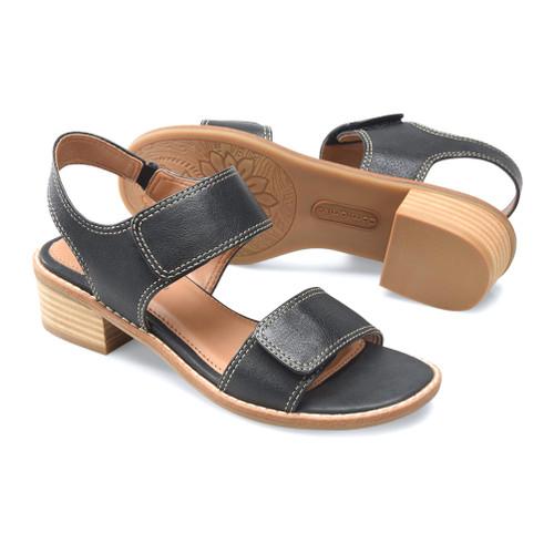 Comfortiva Women's Baja Sandal Black - Shop now @ Shoolu.com