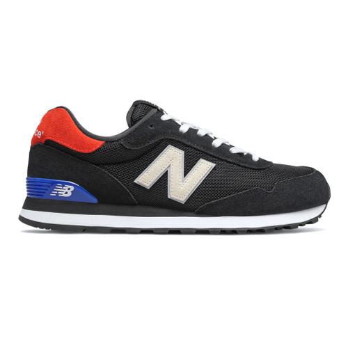 New Balance Men's ML515TRB Sneaker Black/Red - Shop now @ Shoolu.com