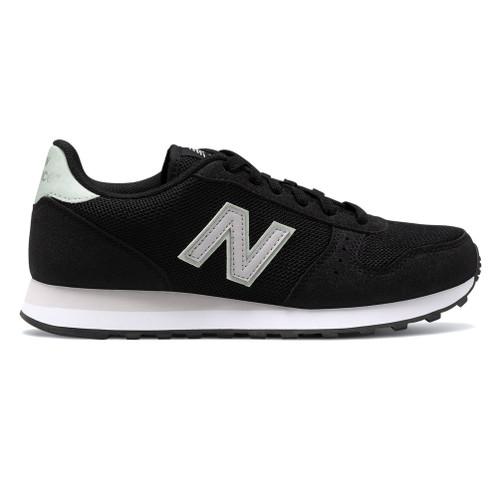 New Balance Women's WL311BAP Sneaker Black/Mint - Shop now @ Shoolu.com