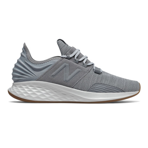 New Balance Men's MROAVKG Running Shoe Gunmetal/Summer Fog - Shop now @ Shoolu.com