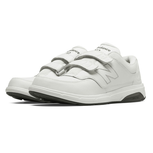 New Balance Men's MW813HWT Walking Shoe White - Shop now @ Shoolu.com