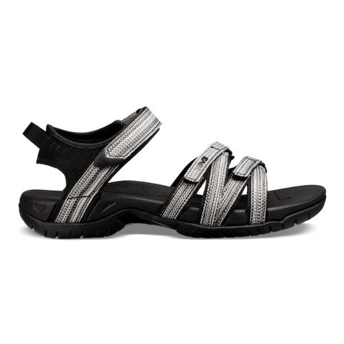 Teva Women's Tirra Sandal Black/White Multi - Shop now @ Shoolu.com
