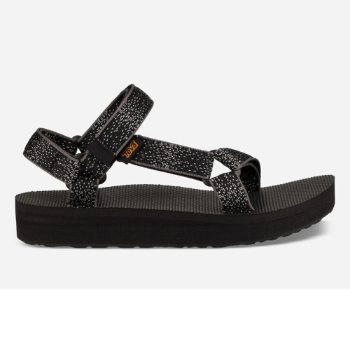 Teva Women's Midform Universal Sandal Black Constellation - Shop now @ Shoolu.com