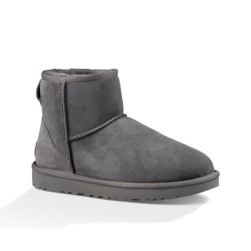 UGG Women's Classic Mini II Boot Grey - Shop now @ Shoolu.com